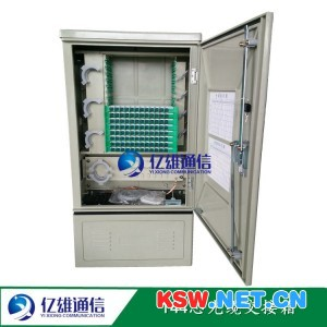 供应SMC光缆交接箱 免跳接 盒式 壁挂式光交箱