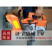 亳州多功能消防救援汽油切割锯 便携式汽油无齿锯刻槽取样机