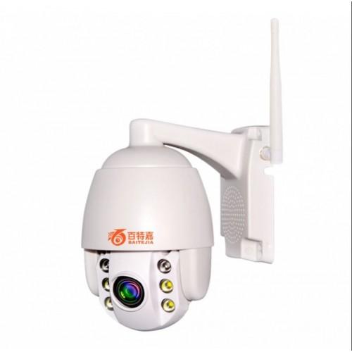 wifi监控摄像头定制生产厂家 深圳监控摄像机厂家 红外球机