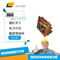 陕西西安煤矿隔爆监视器  矿用监视器 隔爆防爆监视器