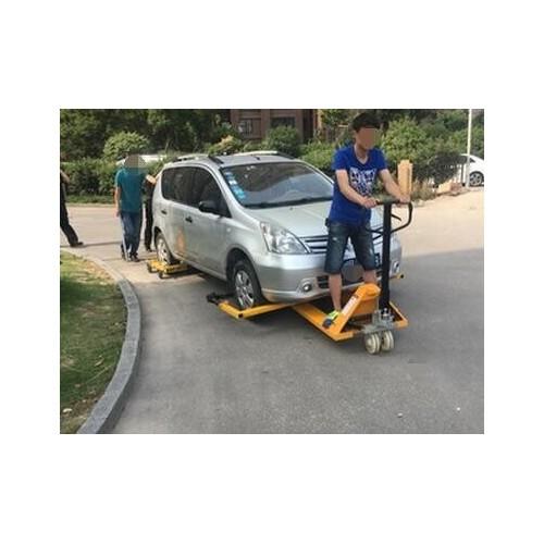 南宁汽车移车器液压移车器抬车器厂家直销